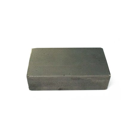 Stalen blok 100 x 60 x 30mm