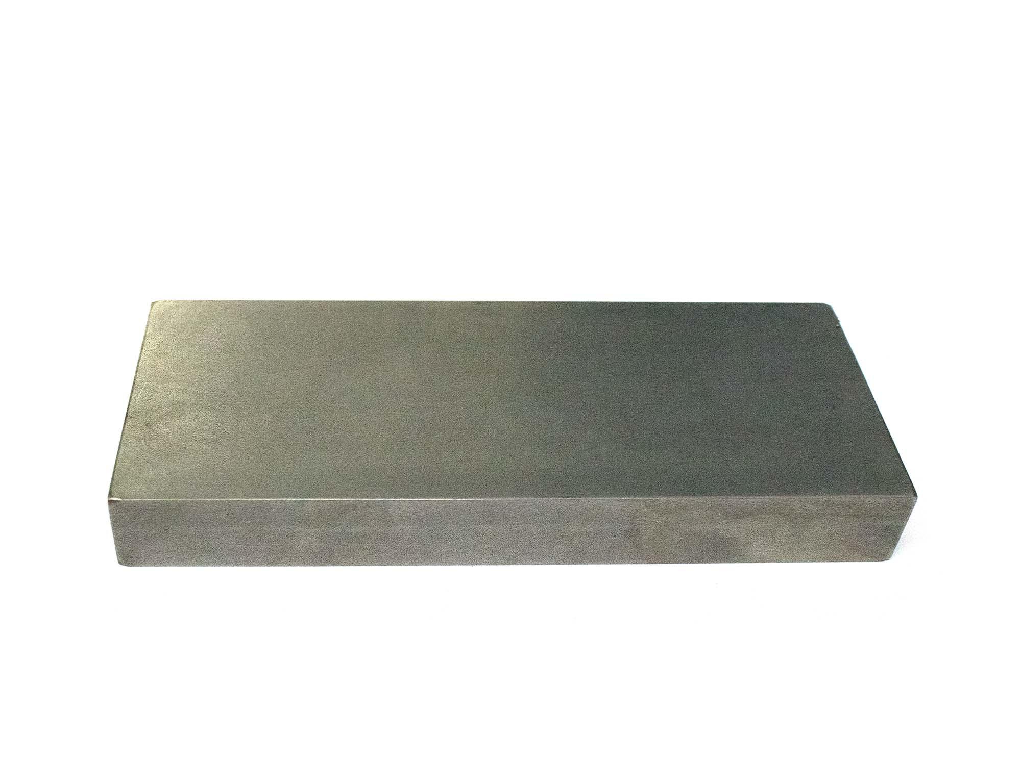Stalen blok 200 x 80 x 30mm