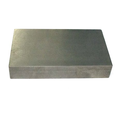 Stalen blok 200 x 100 x 30mm