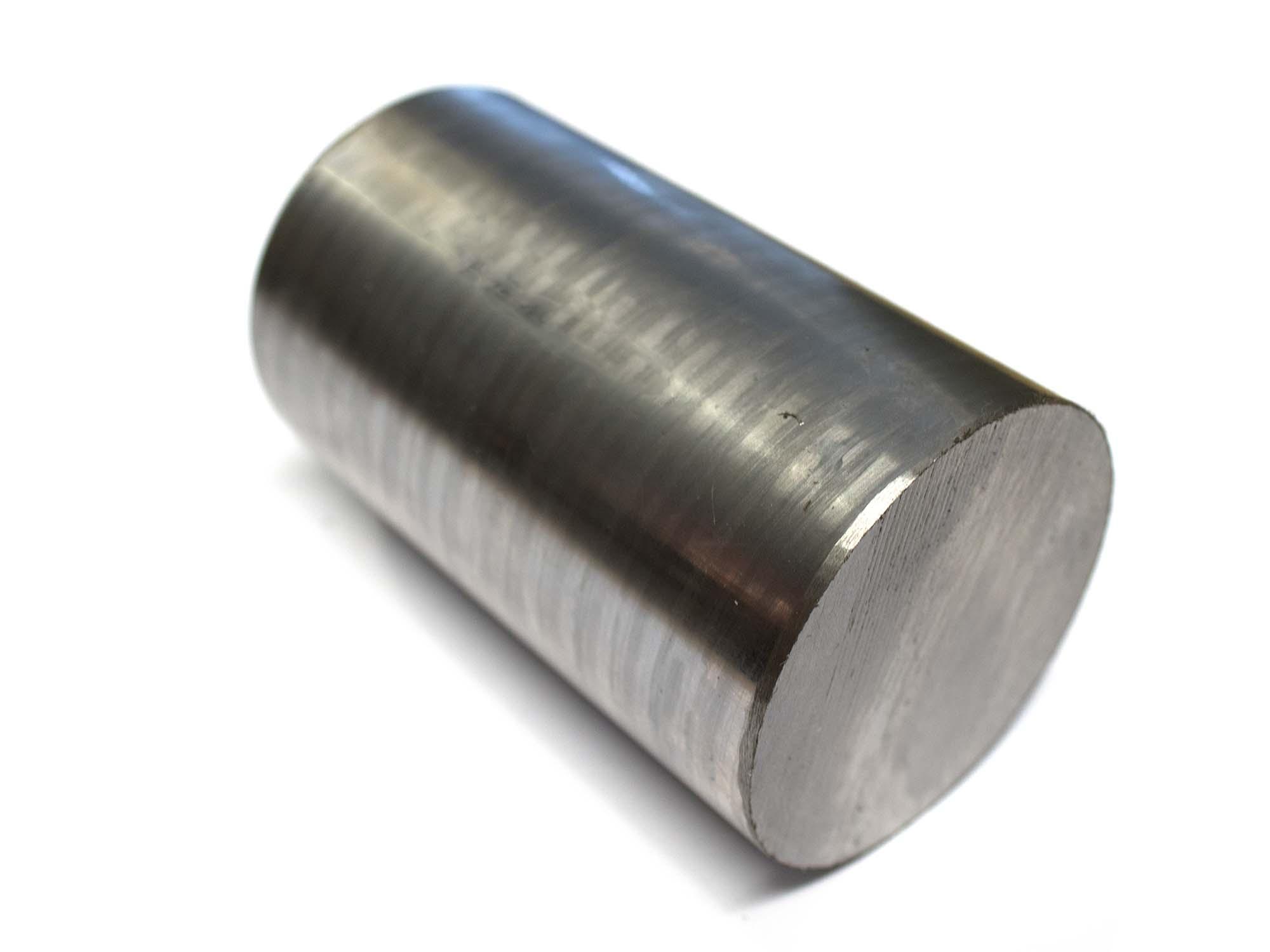 Stalen blank massief rond 40mm, 200mm lang