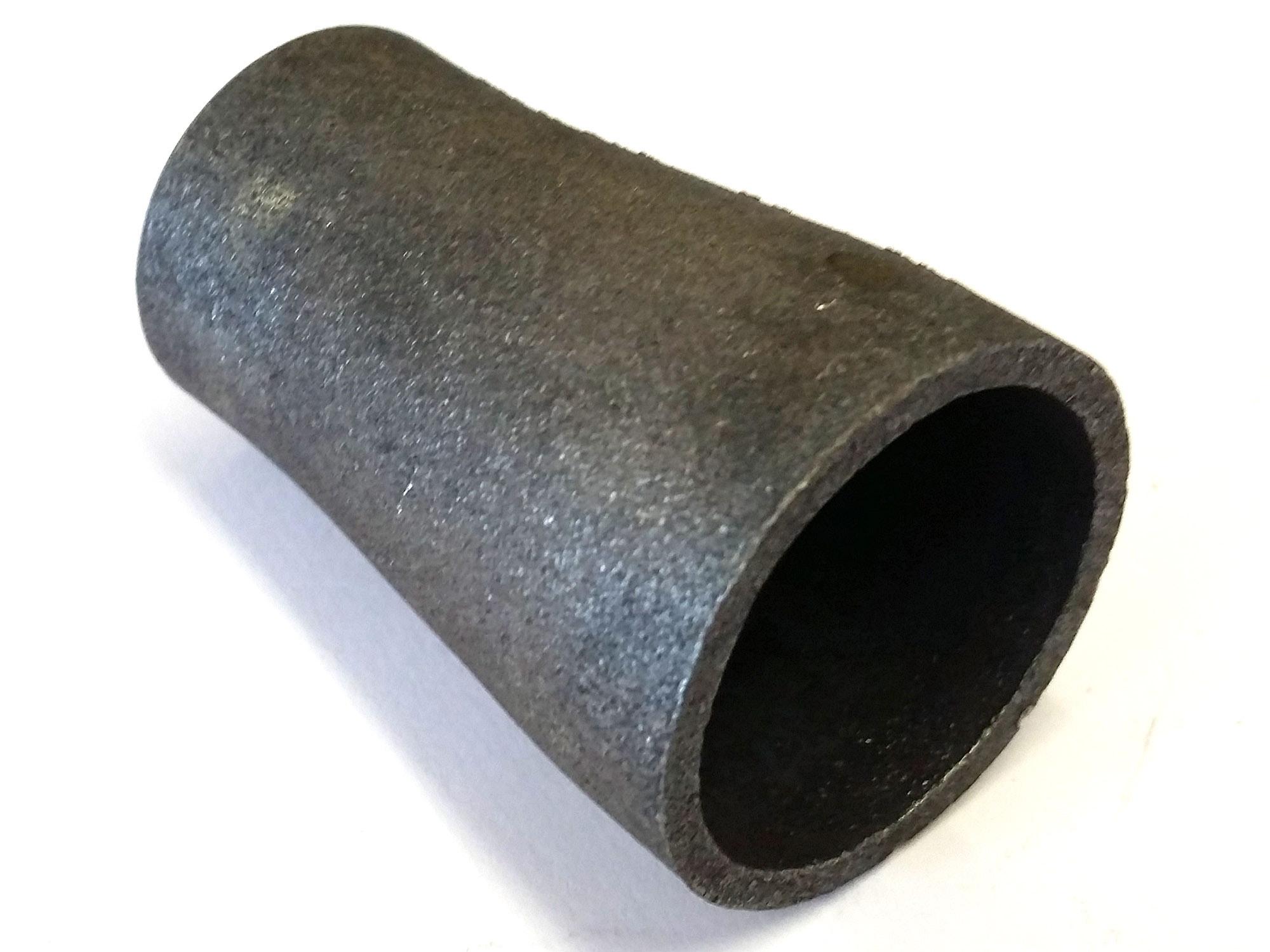 stalen lasverloop 60,3 naar 48,3mm