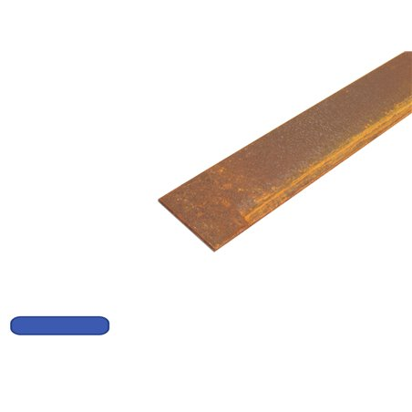 Corten strip 80x2mm