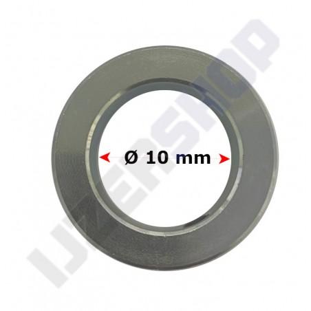 verzinkte stelring 10x20x10mm