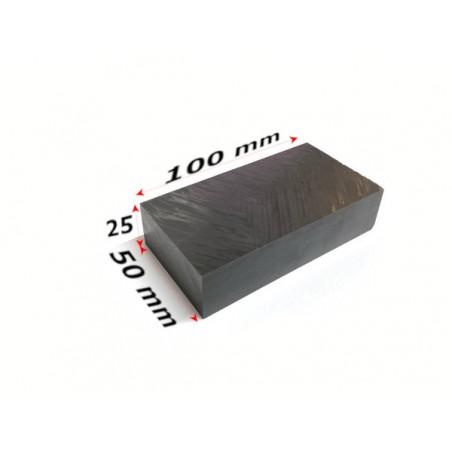 pom blok 100x50x25mm (klein)
