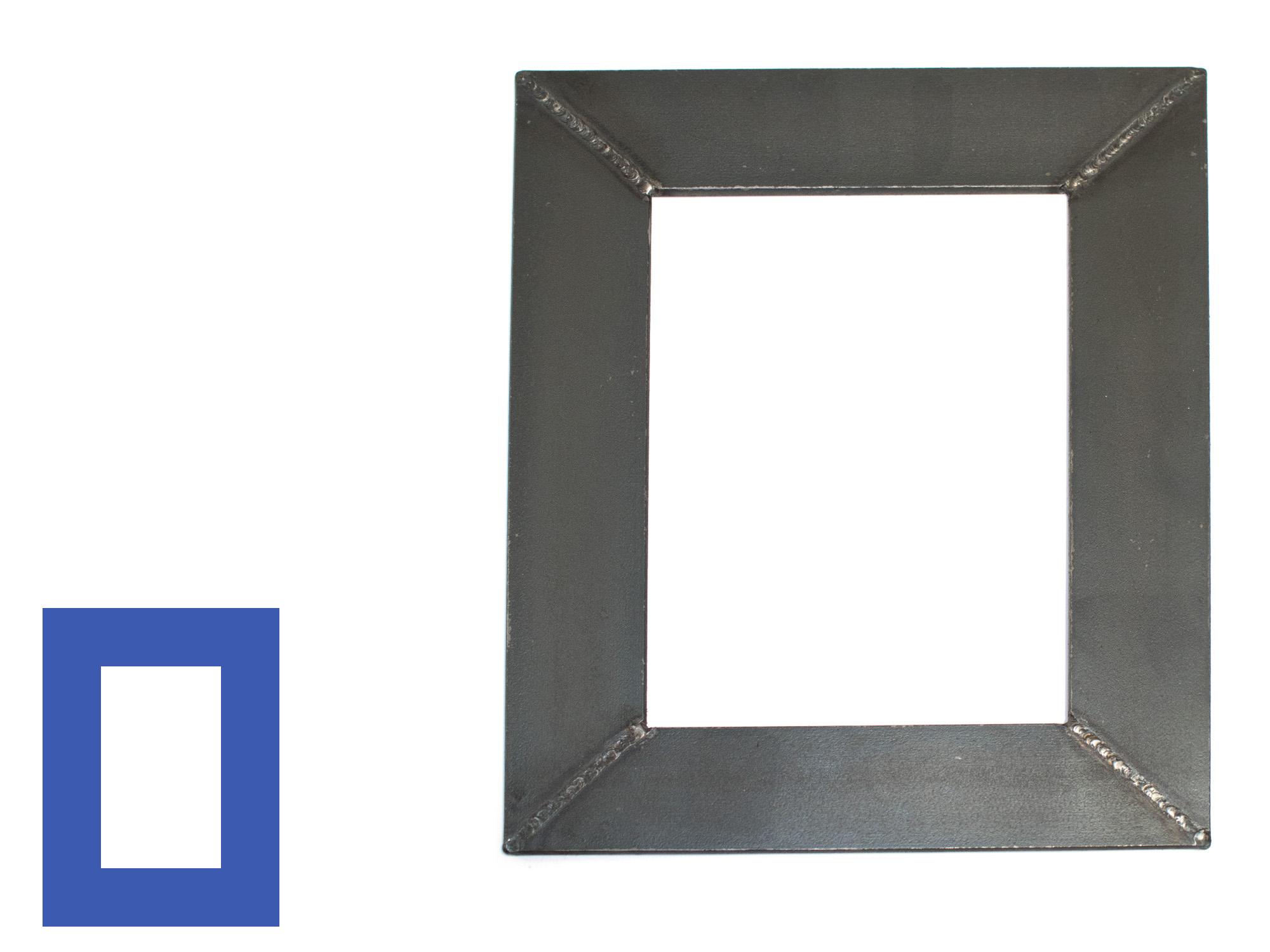portaal strip liggend 250 x 200mm