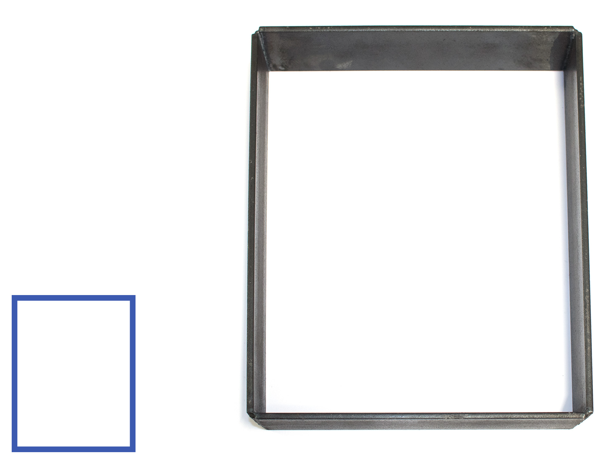 portaal strip staand 250 x 200mm