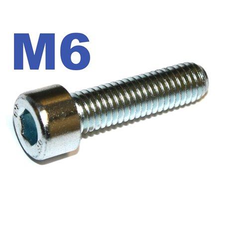 verzinkte cilinderkopbout M6 x 20