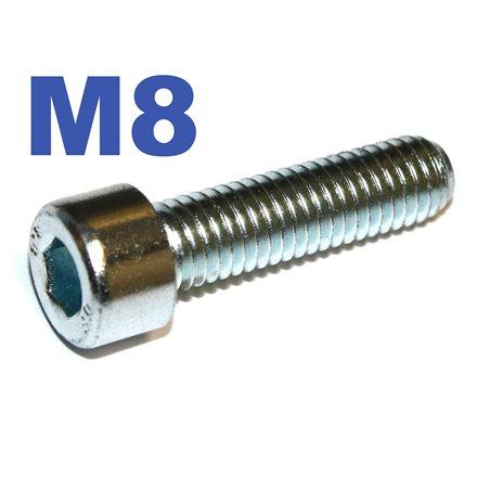 verzinkte cilinderkopbout M8 x 20