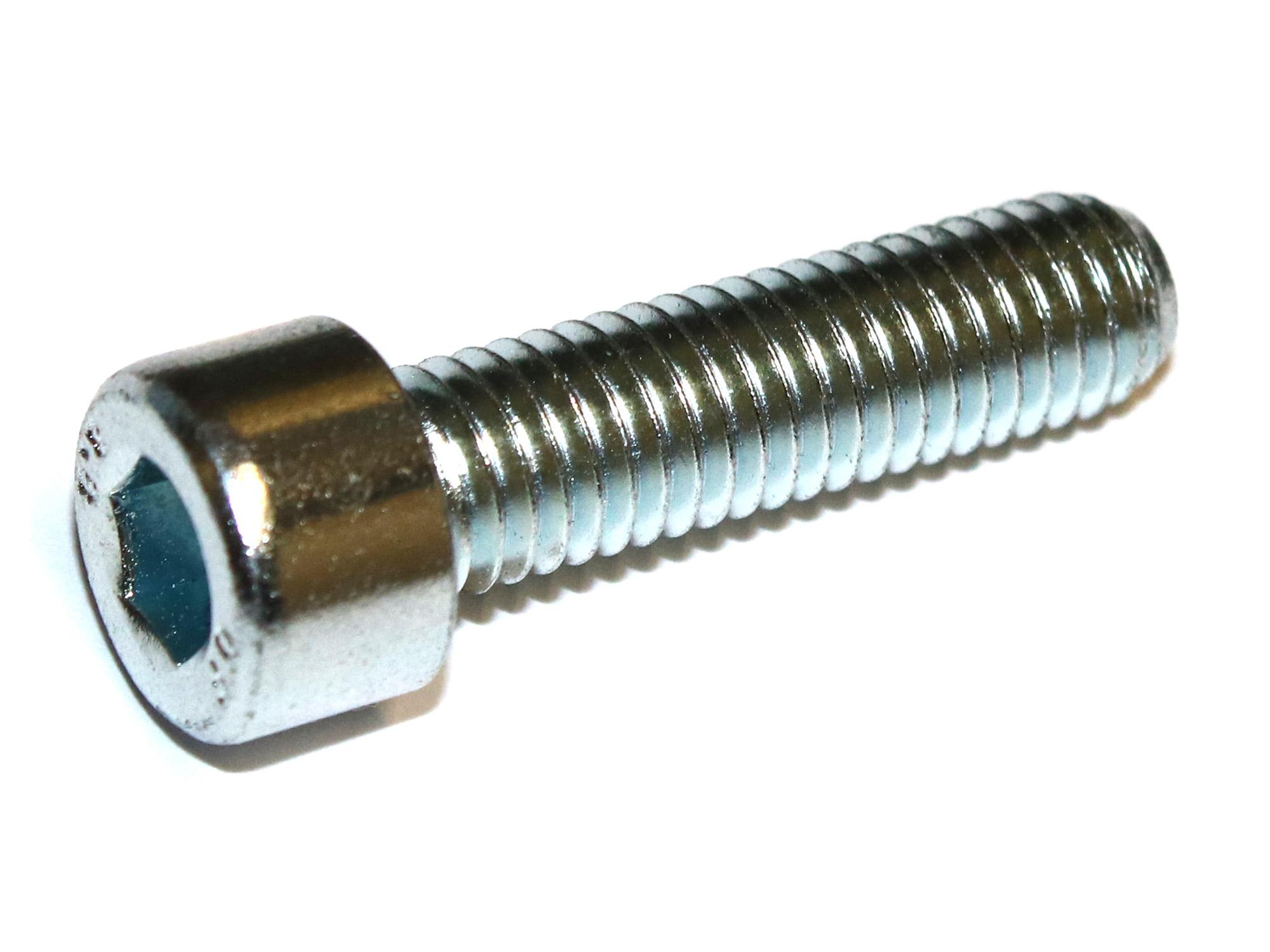 verzinkte cilinderkopbout M10 x 20