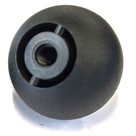 kogelknop vrouwelijk 32mm M8