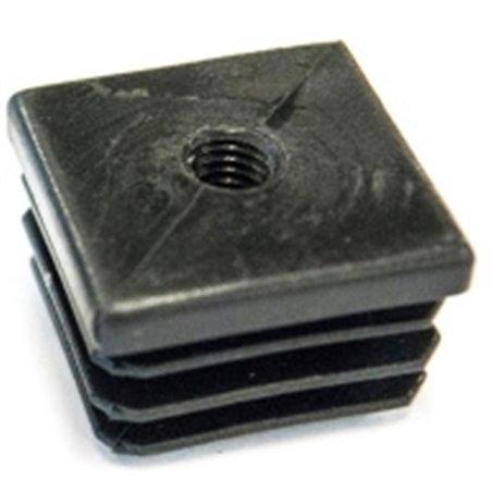 vierkante insteekdop met draad 40x40 M8