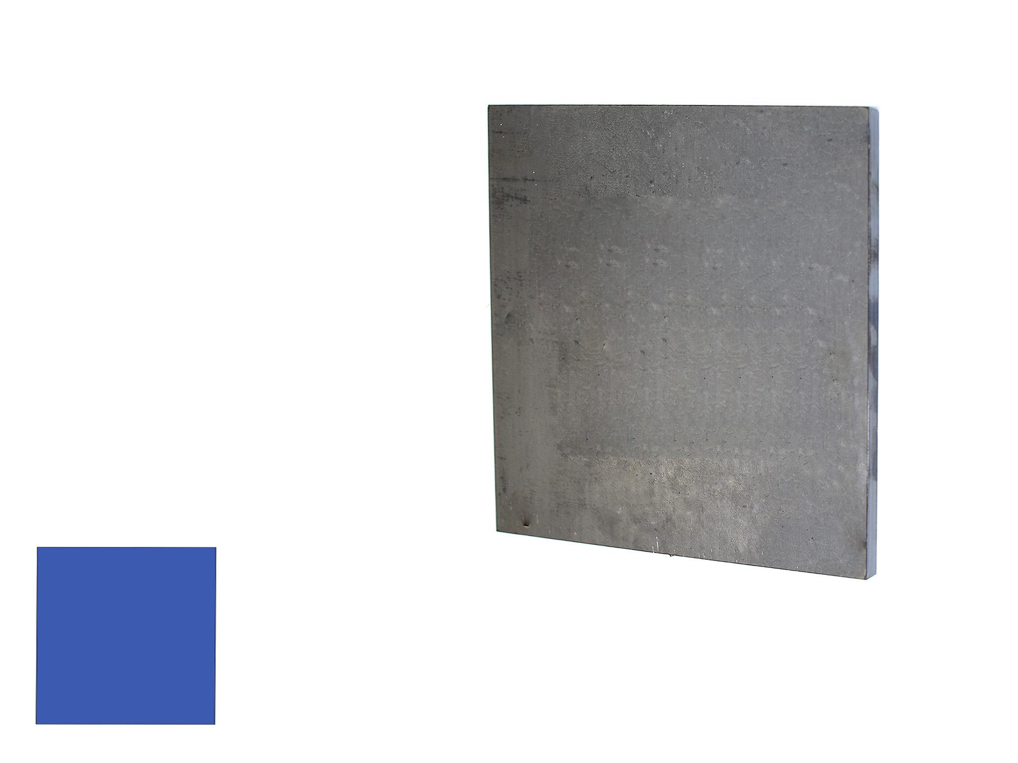 eindplaat vierkant 100 x 100 x 4mm