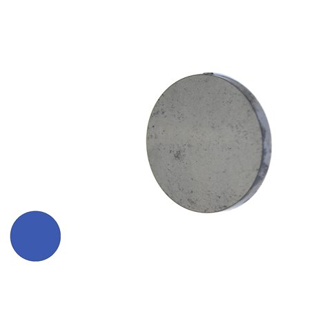 eindplaat rond 42,4 x 4mm