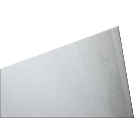 plaat zincor 500 x 1000 x 1,0mm