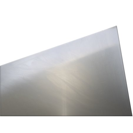 plaat aluminium 1000 x 500 x 2,0mm