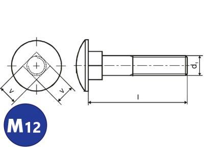 Slotbouten M12, Online bestellen: IJZERSHOP