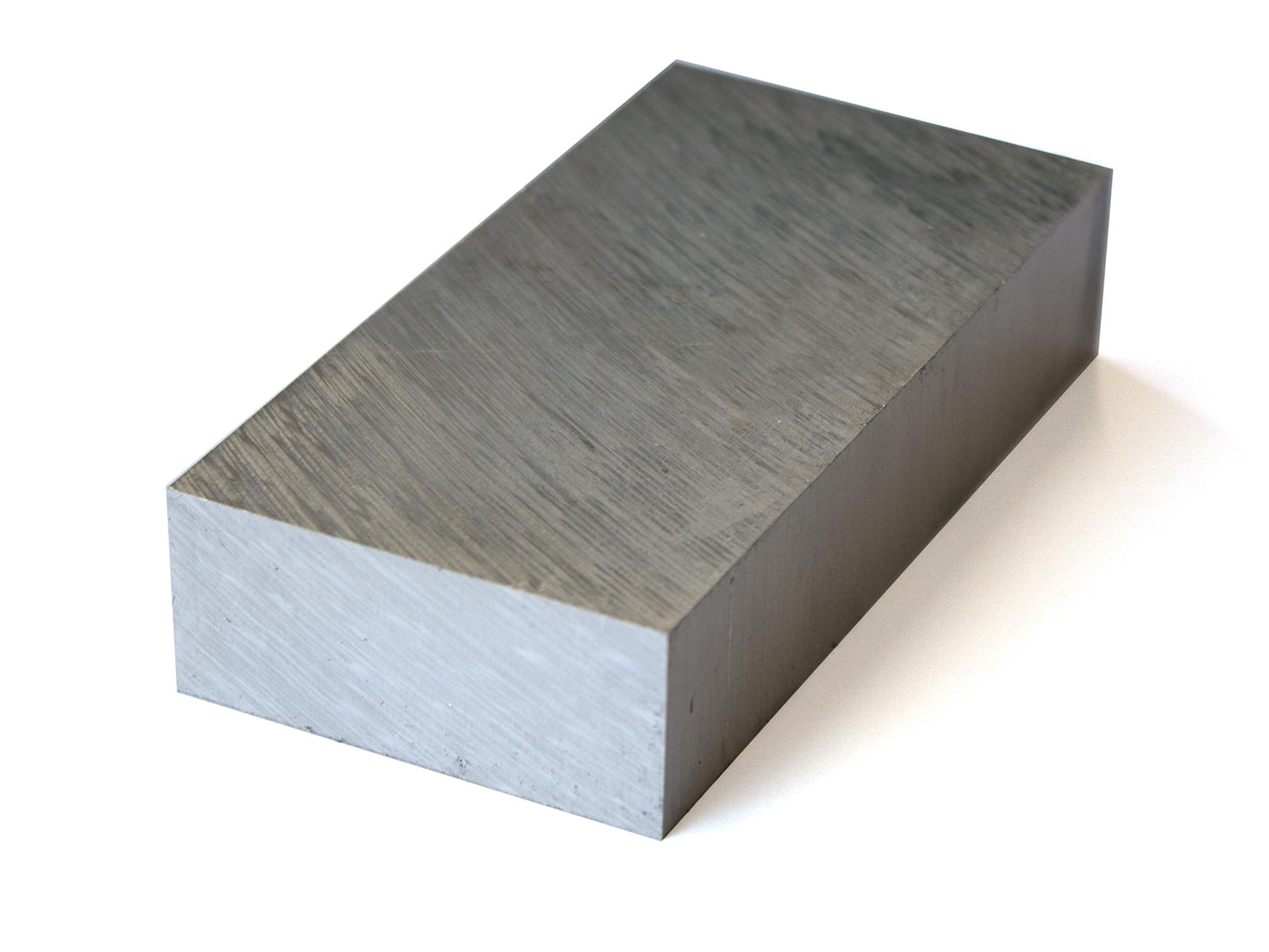Aluminium blok