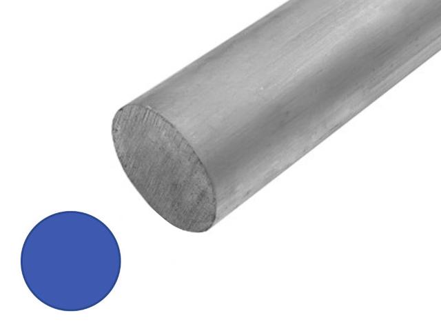 Aluminium Rond Massief,  Al vanaf 3,73 incl Btw. IJZERSHOP