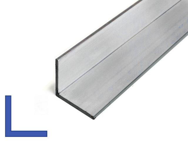 Aluminium|L-profiel gelijk Online bestellen | €7,75 transportkosten