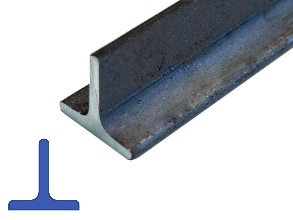 Stalen T-profiel - Metalen profielen Online Bestellen - IJZERSHOP