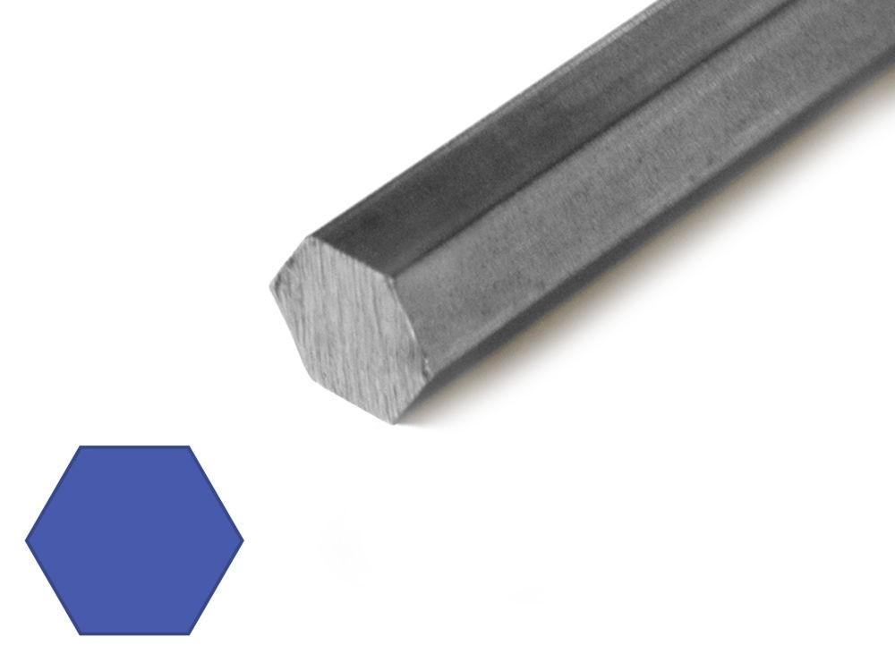 Blank zeskant -  De IJzershop voor al uw stalen profielen