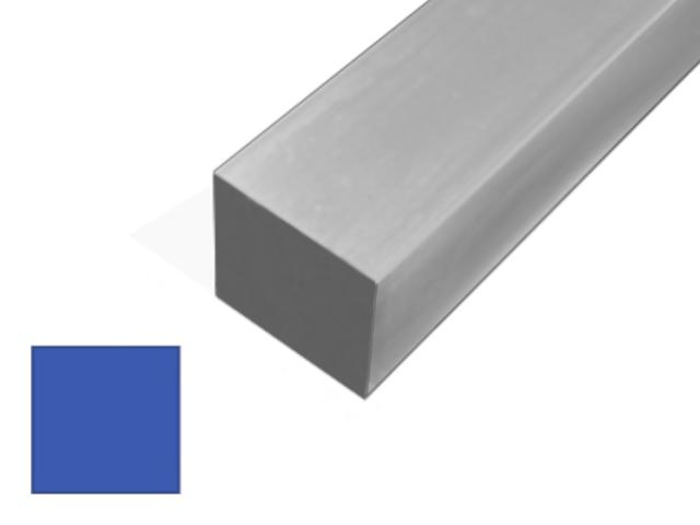 Vierkant Massief Aluminium,  Al vanaf 4,74euro. IJZERSHOP
